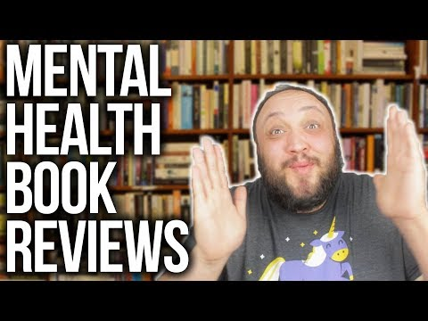 Mental Health Book Reviews | Anxiety, Depression, Addiction and more!