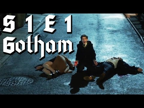Gotham Season 1 Episode 1