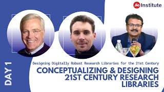 Conceptualising & Designing 21st Century Research Libraries