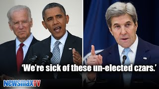 Obama-Biden czar obsession, reaction