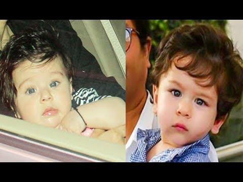 Soha Ali Khan's Daughter Inaaya Naumi Kemmu Is An Exact Replica Of Cousin Taimur Ali Khan