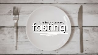 The Importance Of Fasting | Deacon Fred Culp | Sunday Worship Service