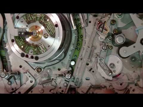 Common SONY VCR Video Tape Mech Problems
