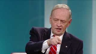 Rt. Hon. Jean Chrétien on George Stroumboulopoulos Tonight: INTERVIEW