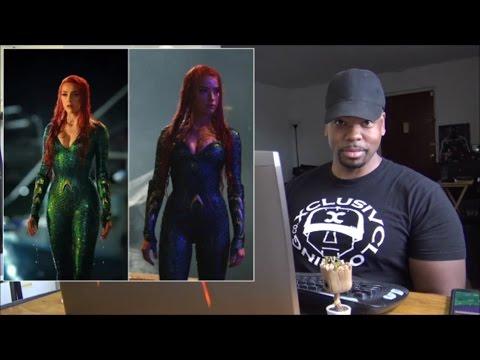First Look At Mera In Aquaman, Woooooooooooooooo!!!