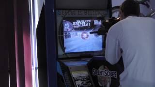 Silent Scope  2, Fatal Judgement Arcade Machine