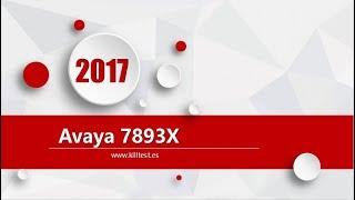 Avaya ACSS 7893X latest exam questions