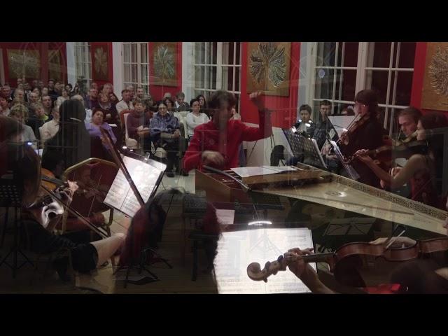Э. Григ (1843–1907) «Из времен Хольберга», сюита для камерного оркестра (ор. 40; 1881)