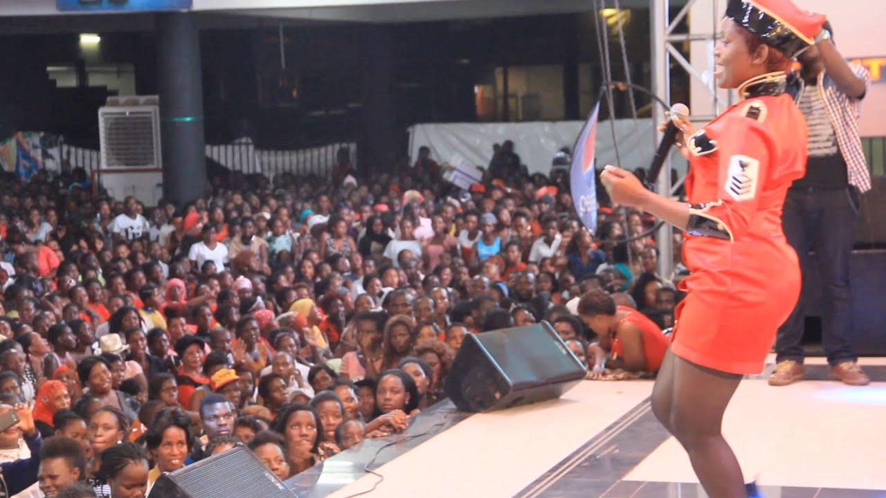 Download Princess Amiirah performing at Freedom City.