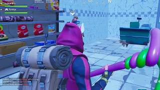 FORTNITE GAS STATION GETS ROBBED