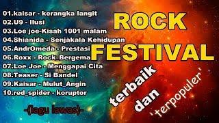 10 lagu rock festival| legend indonesia