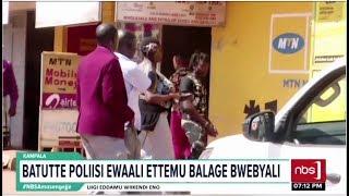 Abatta Nagirinya Balaze Bwebyali| NBS Amasengejje News Bulletin 13th Sept 2019