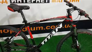 Обзор на велосипед Titan Egoist 29