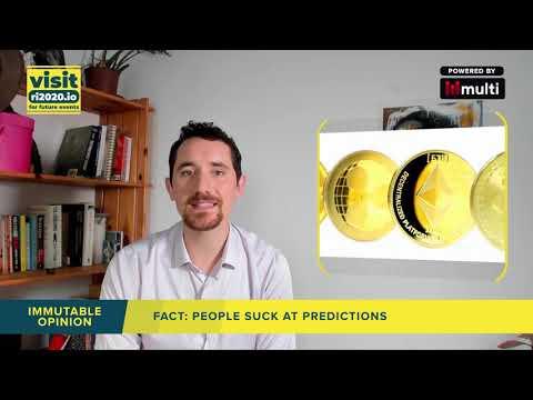 Immutable Opinion | 15 10 20 | A Failure of Crypto Prediction