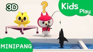 Play with Miniforce   Best Episode   Play for Kids   Mini-Pang TV Play