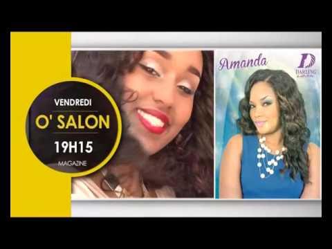 BA - O'Salon - Lancement du nouveau Greffage AMANDA