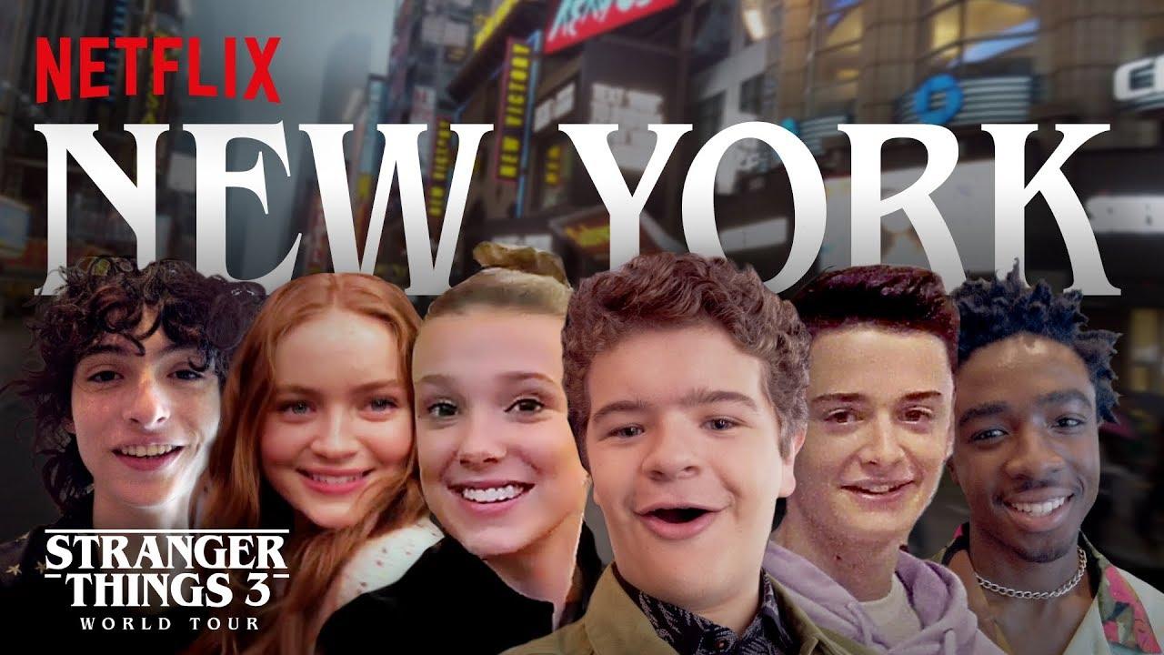 Download Stranger Things 3 World Tour   New York City   Episode 1
