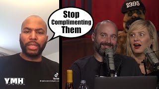 Cool Guys Don't Give Compliments - YMH Highlight