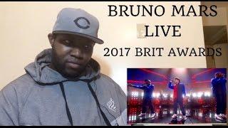 Bruno Mars-That's What I Like (Live @ 2017 Brit Awards)