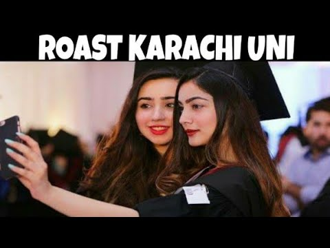 Karachi University Roast | Walkie Talkies | Ali Zar