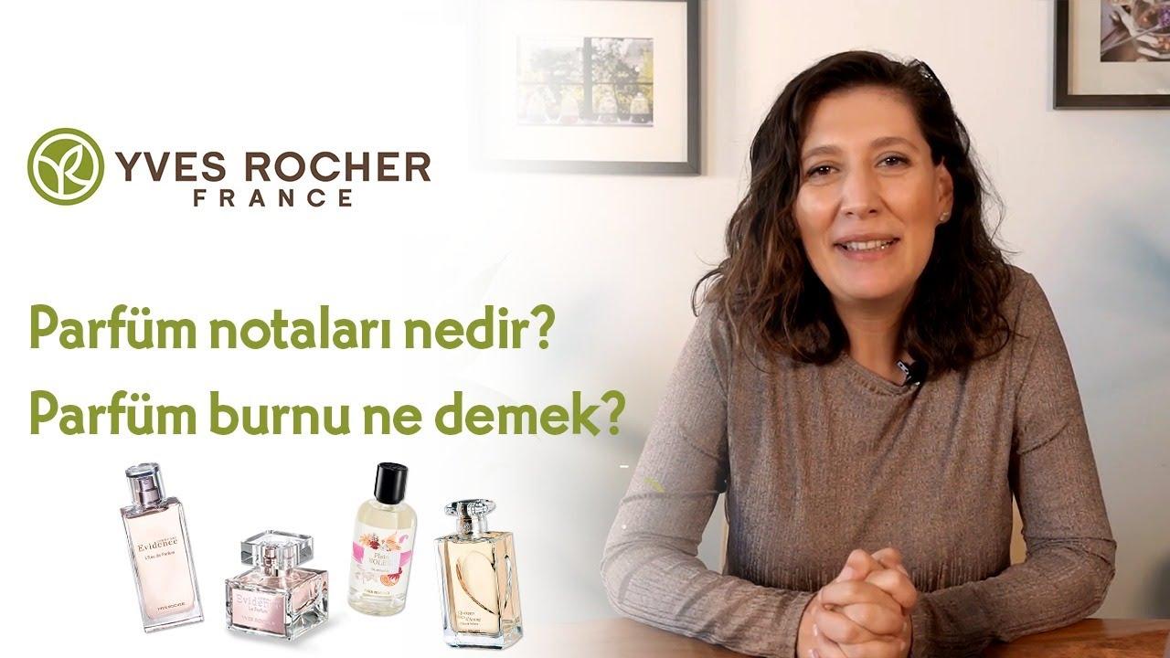 Farkımız Ne? #21 - Parfüm notaları nedir? Parfüm burunları ne demek? 🤔