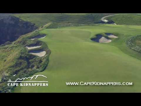 Cape Kidnappers Golf Course Luxury Spa Resort Hawke's Bay New Zealand