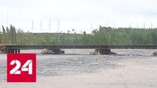 Николай Патрушев будет присутствовать на завершении перекрытия русла реки Кемь в Карелии - Россия 24