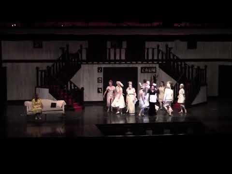 Joliet West High School The Addams Family 2018