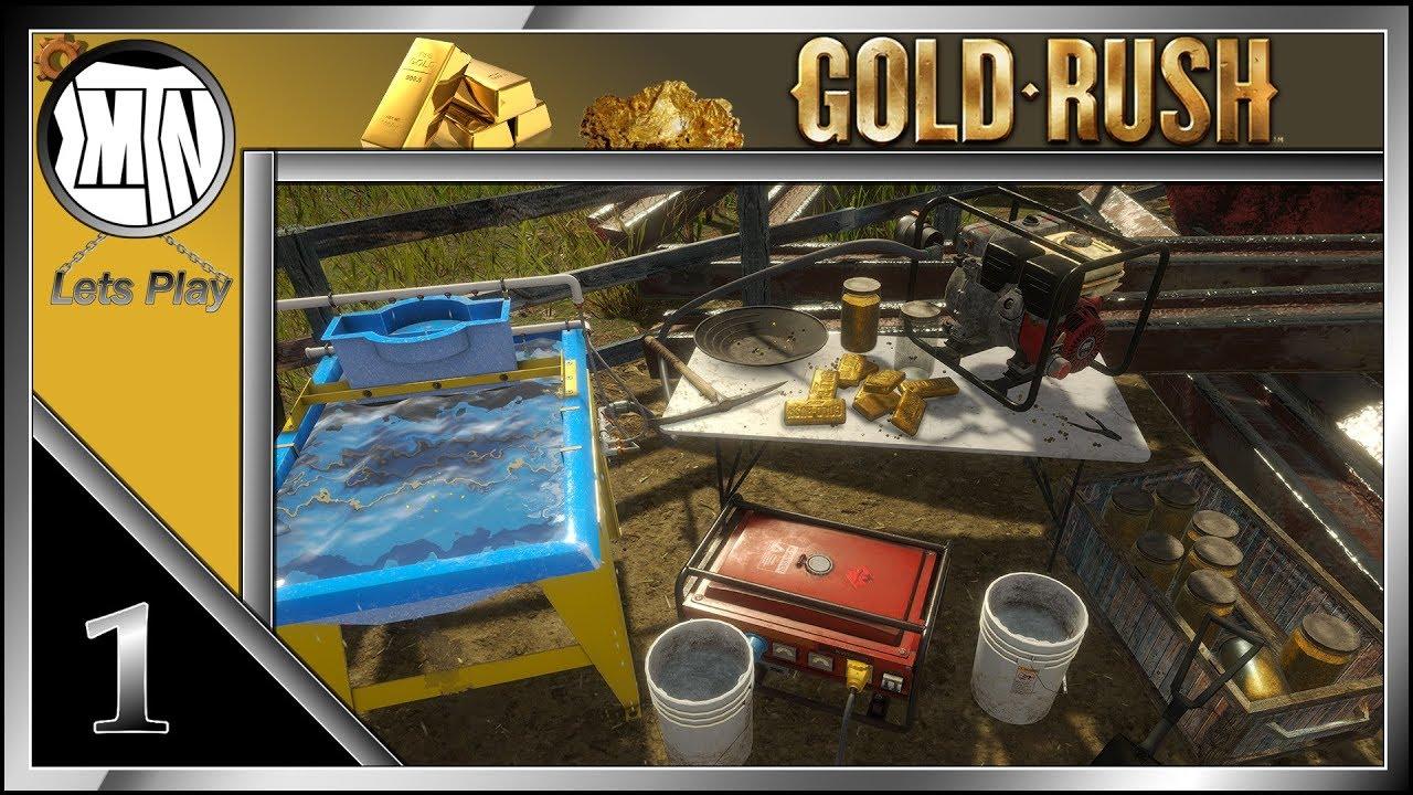 Gold Rush The Game Deutsch