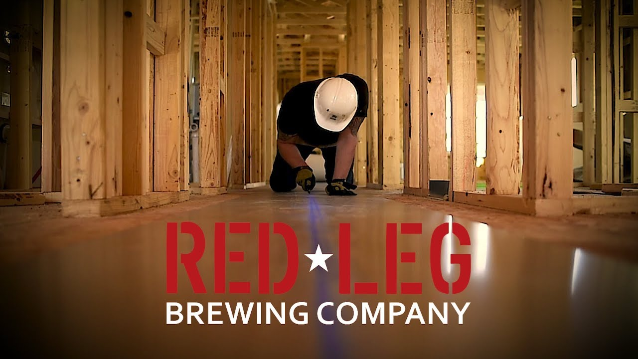 Red Leg Brewing Company: Serving those who serve
