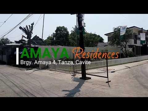Amaya Residences Tanza Cavite Complete Finished Located @ Brgy. Amaya 4, Amaya Tanza Cavite