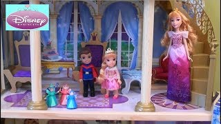 Princess Stories: Disney Princess Cinderella, Sleeping Beauty, Mermaids and Frozen Anna and Elsa