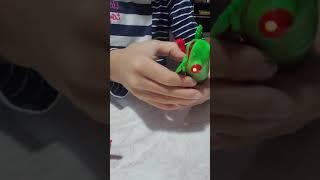 [도엽티브이]사슴벌레VS개구리#꼬마 유튜버#곤충로봇#개…
