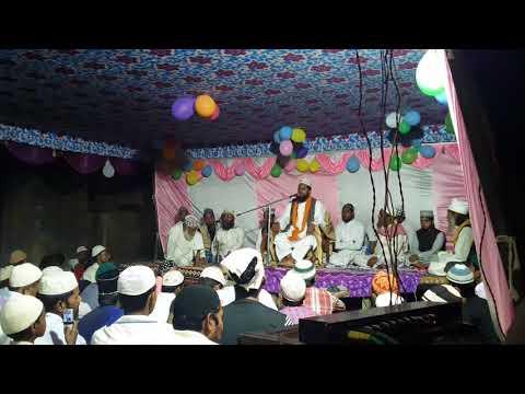 Dana dana mere rasul ka hai Sufi ziyauddin kintoor 29/03/2018
