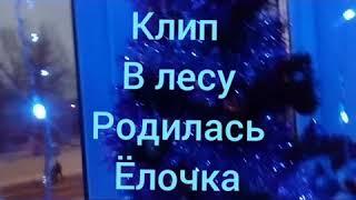 Клип В лесу родилась ёлочка \ 2017 г.
