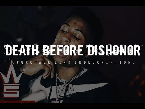 """[FREE] NBA YOUNGBOY TYPE BEAT 2018 """"Death Before Dishonor"""" (Prod. By @two4flex)"""