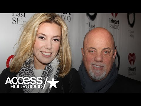 Billy Joel Is Expecting Baby No. 2 With Wife Alexis Roderick | Access Hollywood