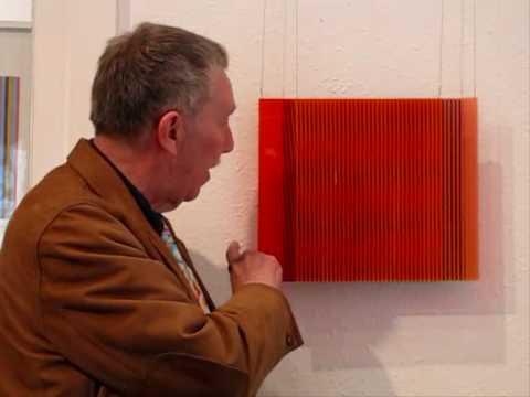 Rex Valentine describes his work