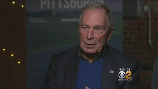 Bloomberg Drops Hints At Possible Presidential Run