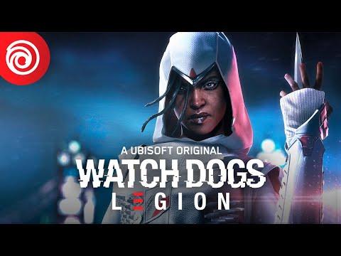 WATCH DOGS: LEGION – ТРЕЙЛЕР КРОССОВЕРА С ASSASSIN'S CREED