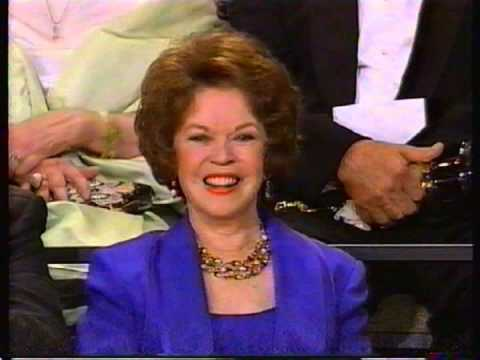 Shirley Temple Academy Awards Tribute 1998