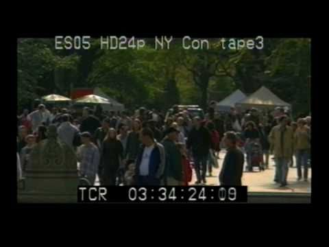 NYC Traffic & Pedestrians pt1 - New York City - Best Shot Footage - HD Stock Footage
