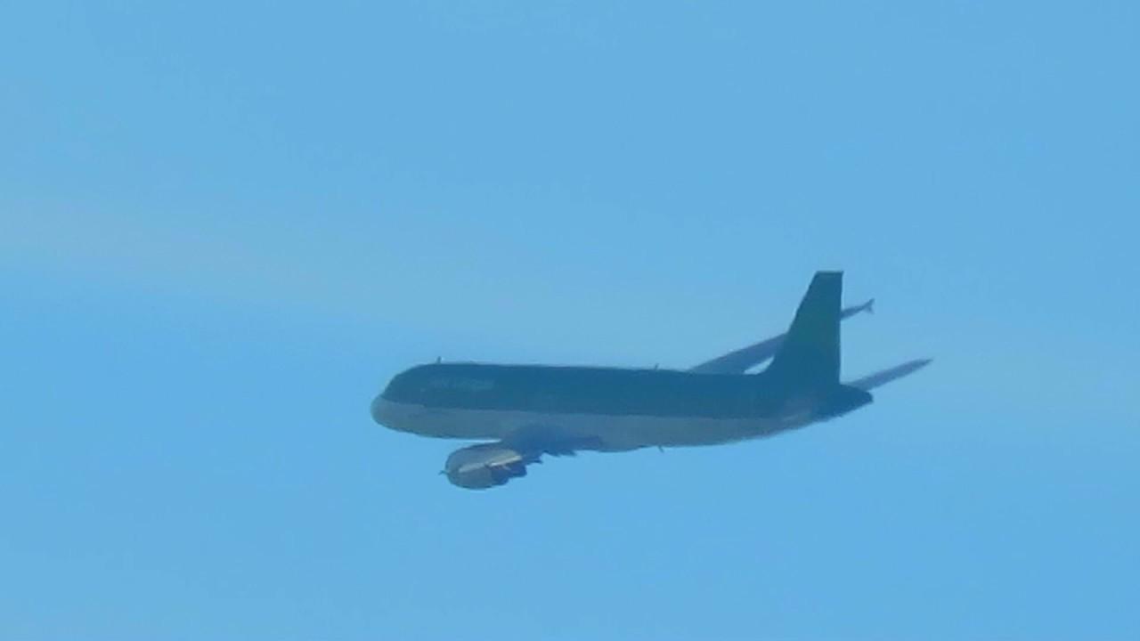 Take off in speedup