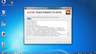 How to get and install ADOBE Shockwave Player Latest version (OFFLINE INSTALLER)