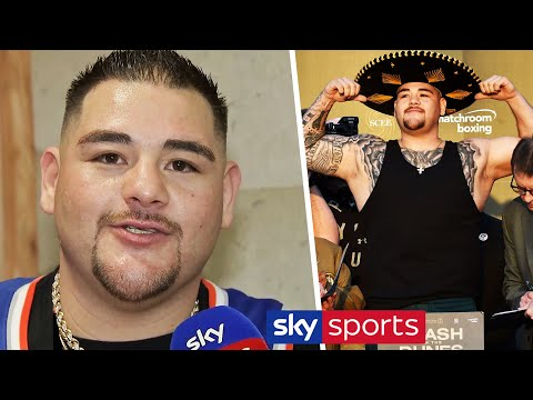 Andy Ruiz Jr DENIES That He's Lost The Hunger For Boxing After Beating Joshua In The First Fight