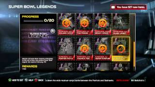 Madden 15 Ultimate Team :: 99 MVP SET and 2 SuperBowl Legend Pack Opening! ::-XBOX ONE Madden 15 MUT