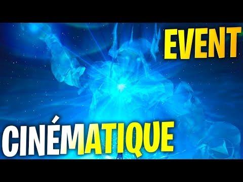 CINÉMATIQUE DE LA TEMPÊTE DE GLACE ! HD (Replay Mode) - Événement Fortnite -