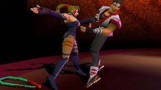 Battle Arena Toshinden (PS1) Playthrough - NintendoComplete