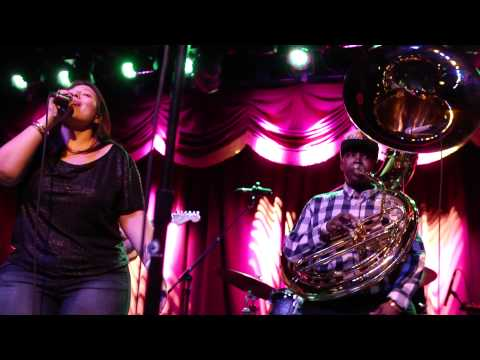 PitchBlak Brass Band - The Light (Live at Brooklyn Bowl)