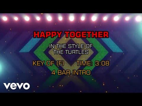 The Turtles - Happy Together (Karaoke)